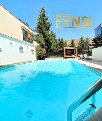 Piata Presei Libere || 800 sq m free yard || private heated pool**
